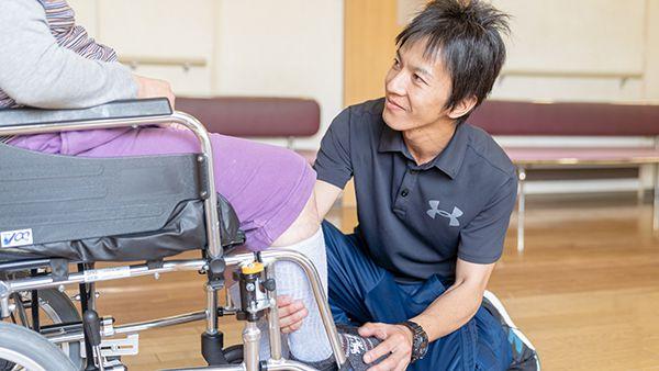 知的障害者支援の社会福祉法人聖徳会 | サービス | 生活介護